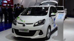 Автомобили Changan