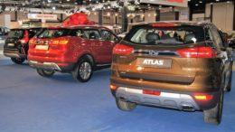 продажа китайских автомобилей
