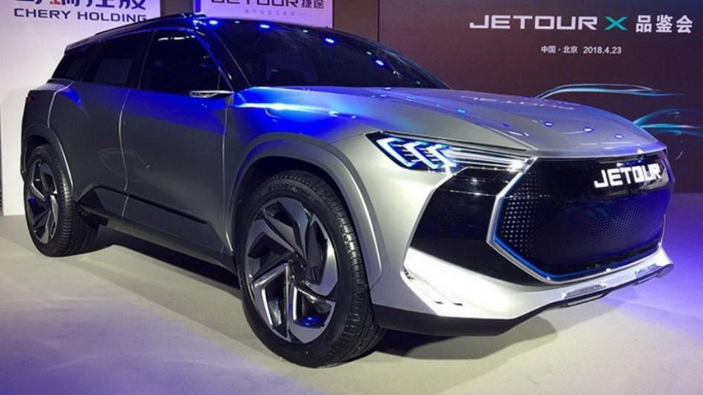 Jetour X