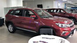Сколько стоят китайские автомобили