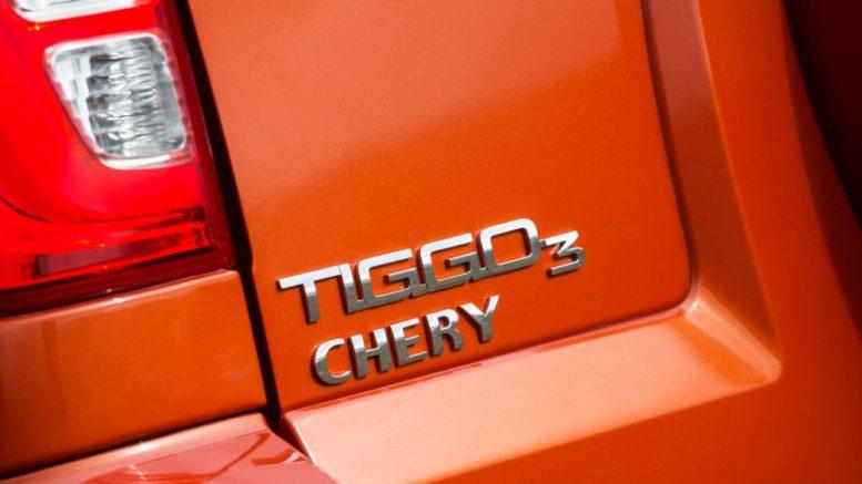 Chery tiggo 3