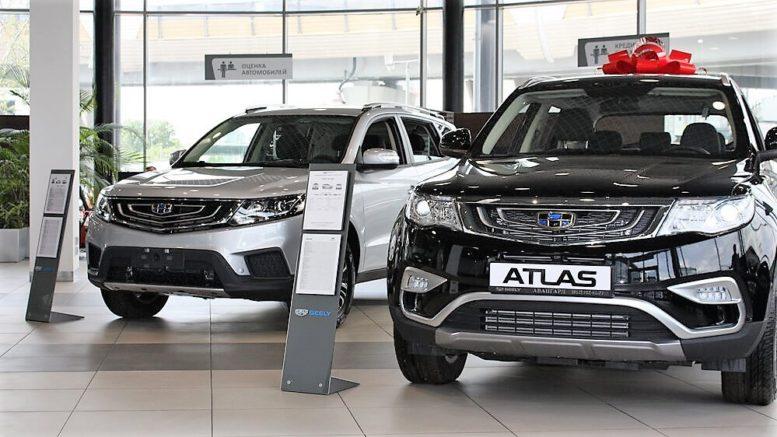 продажи автомобилей в мае