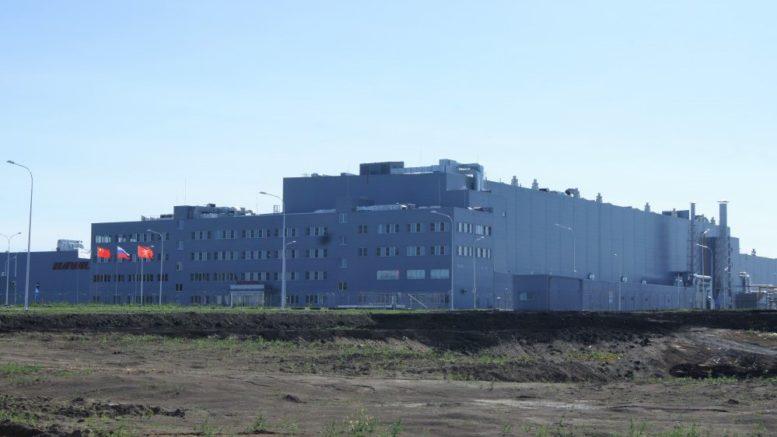 завод haval