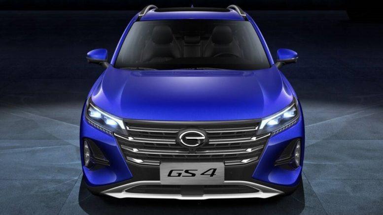 GAC Motor обновил свой бестселлер. Такой GS4 доберется до России