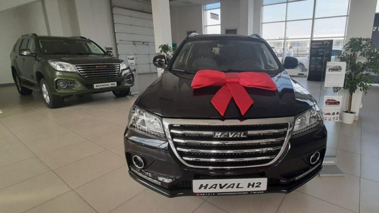 продажи китайских авто