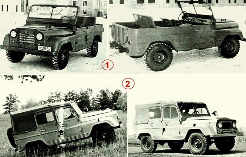 История китайских автомобилей: от СССР до стран Запада. Почему BJ212 похож на засекреченный УАЗ