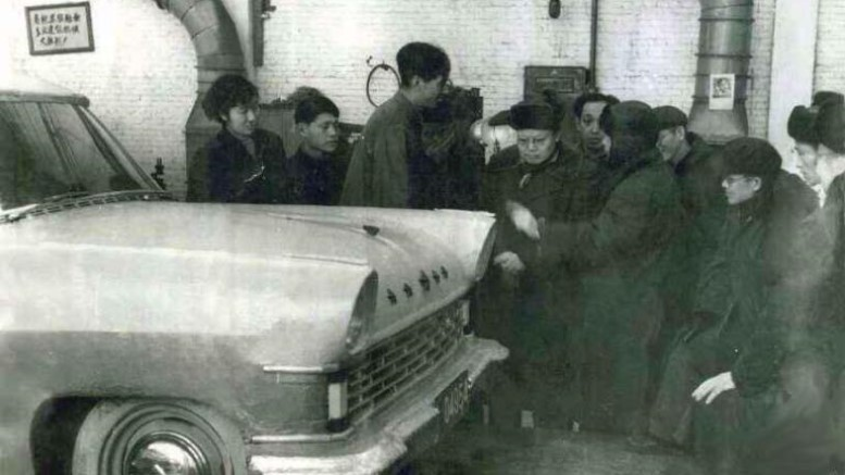 Dongfeng CA70