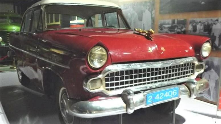 первый китайский автомобиль