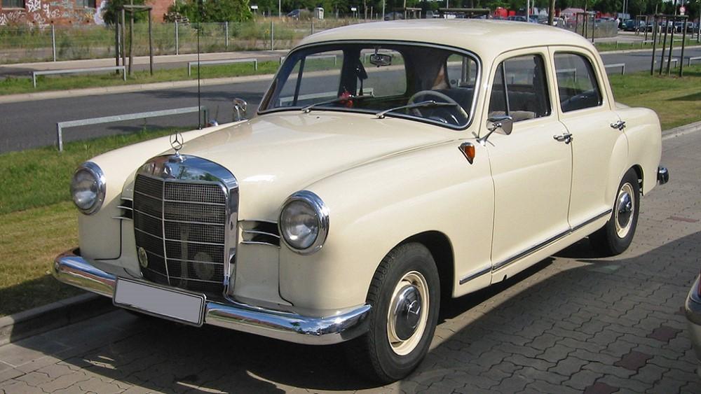 Mercedes-Benz M121