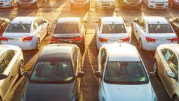 Подержанные автомобили из Китая
