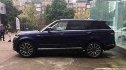 Land Rover клон