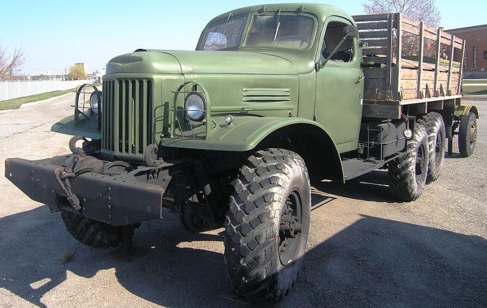 ЗИЛ-157