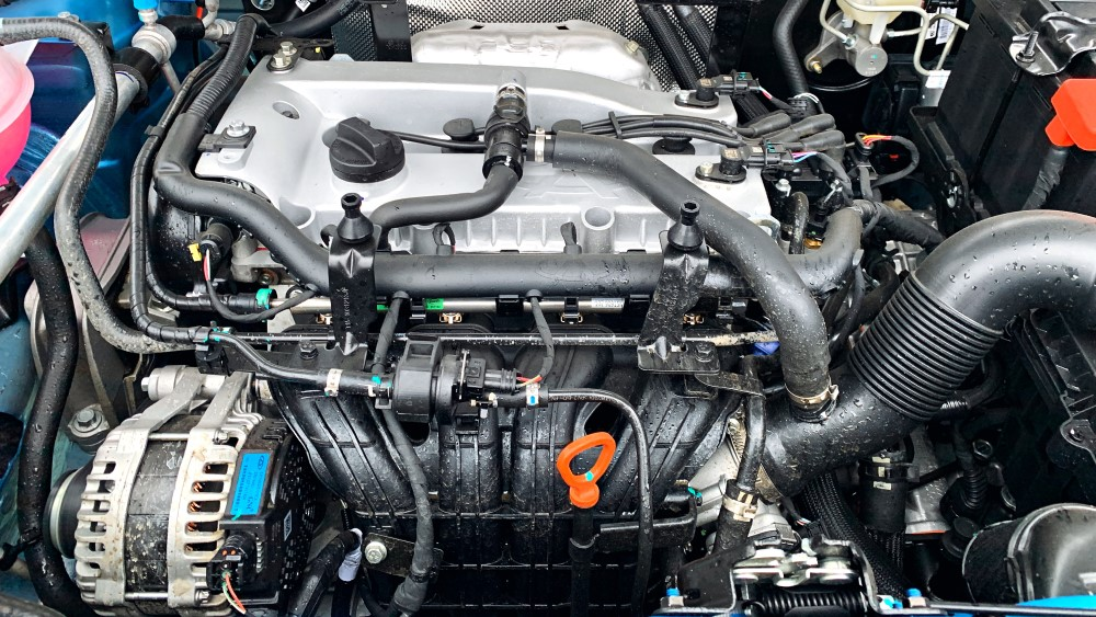 tiggo 7 двигатель 2.0