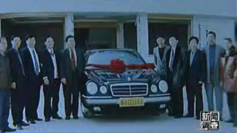 первый автомобиль Geely