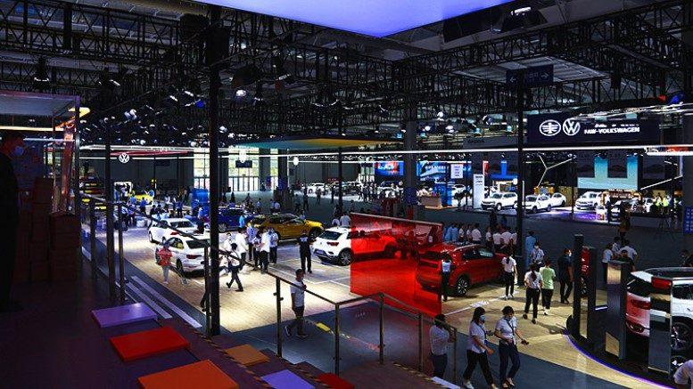Changchun Auto Show 2020