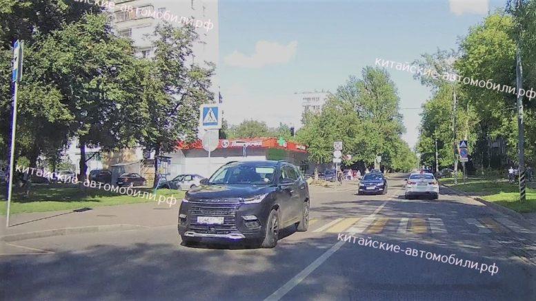cheryexeed txl в Москве