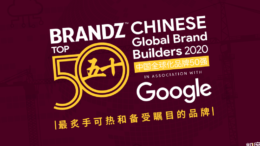 Top 50 Chinese Global Brand Builders