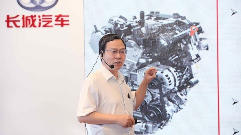 Great Wall двигатель и трансмиссия