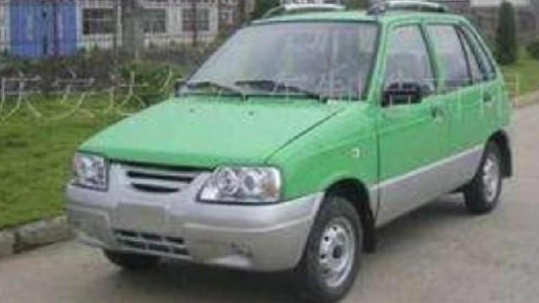 первые китайские электромобили