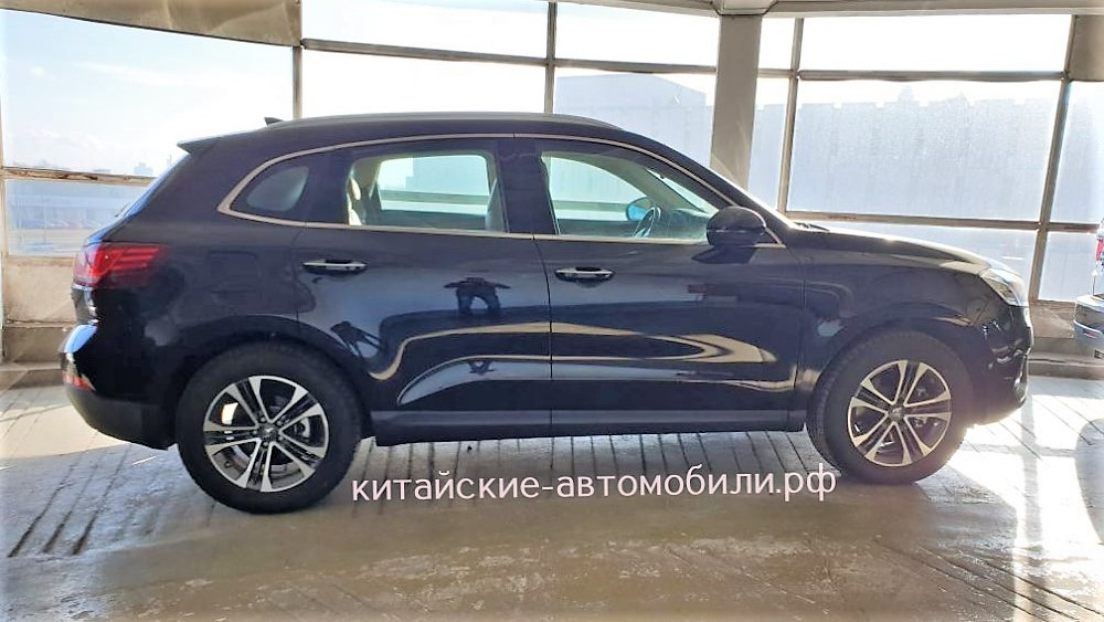 Borgward BX7 в России