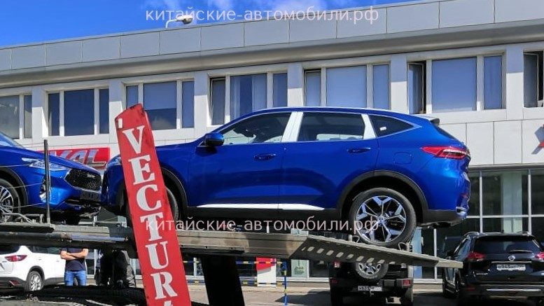 Haval f7 Tech Plus