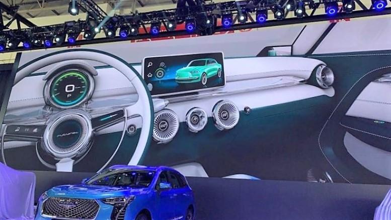 Пекинский автосалон-2020: Haval, Changan, Geely, Exeed и другие новинки. Часть 1