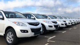 Цены на новые автомобили в России