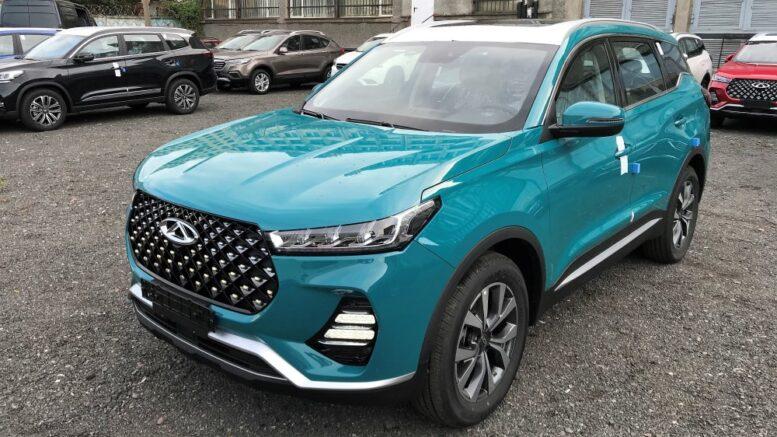 цены на новые китайские автомобили