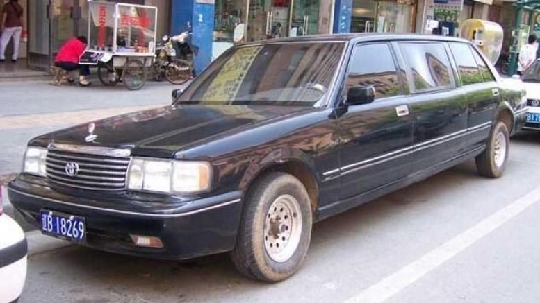 лимузин Great Wall