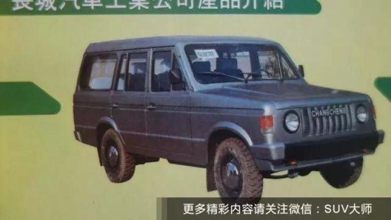 история Great Wall Motor