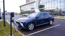 электромобили в Казахстане