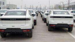 электромобили в Узбекистане