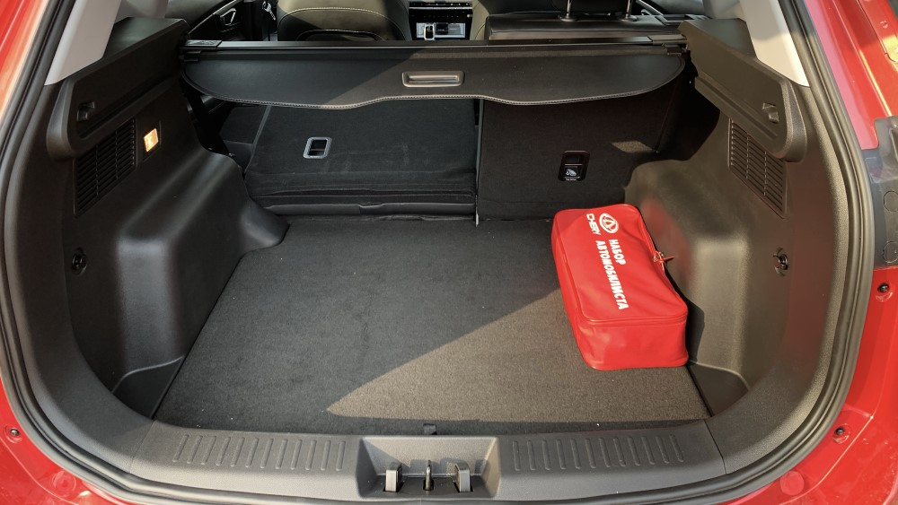 багажник Chery Tiggo 7 Pro