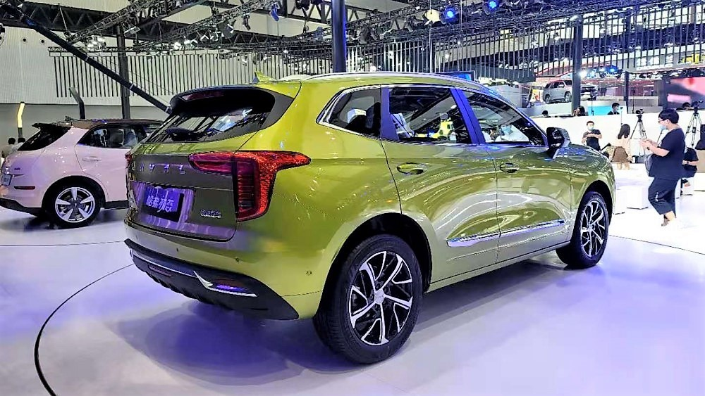 haval first love