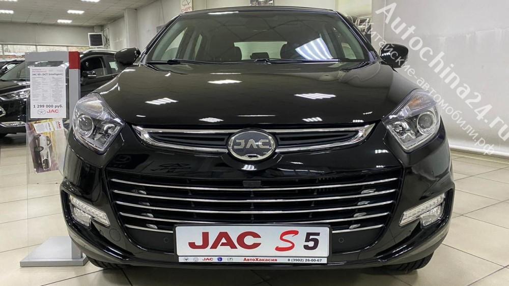 обновленный JAC S5