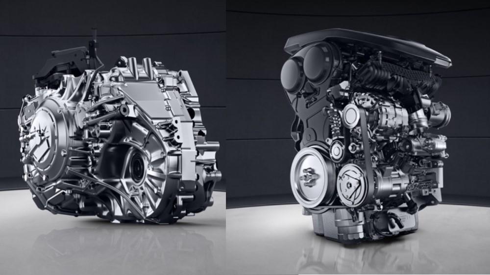 двигатель Geely Tugella