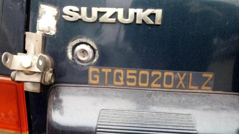Guangtong Suzuki Vitara