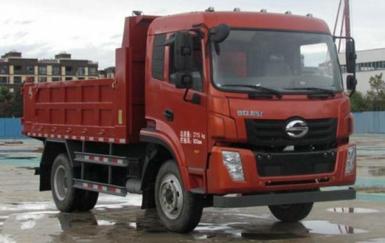 грузовик Sojen
