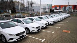 Статистика продаж автомобилей в Беларуси