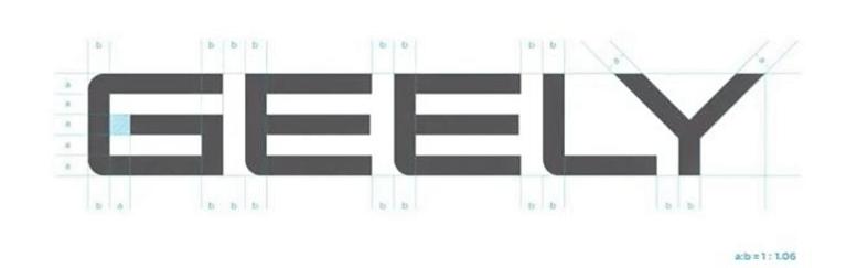 новый логотип Geely