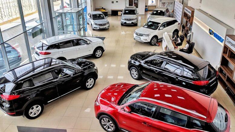 спроси на китайские автомобили