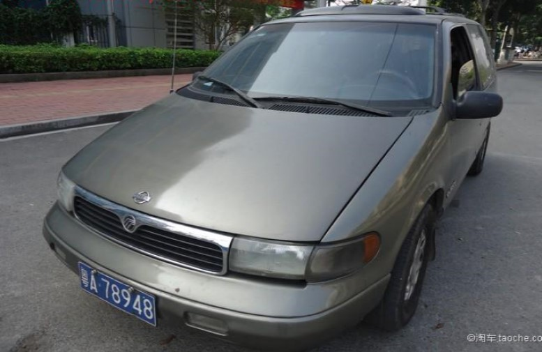 Gaodeng Nissan Quest GDK6480