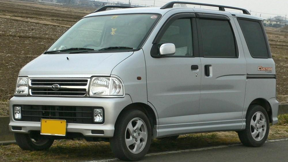 Daihatsu Atrai 1999