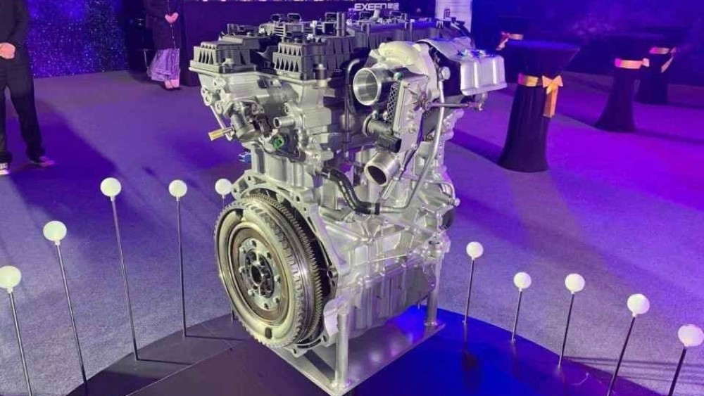 exeed vx мотор