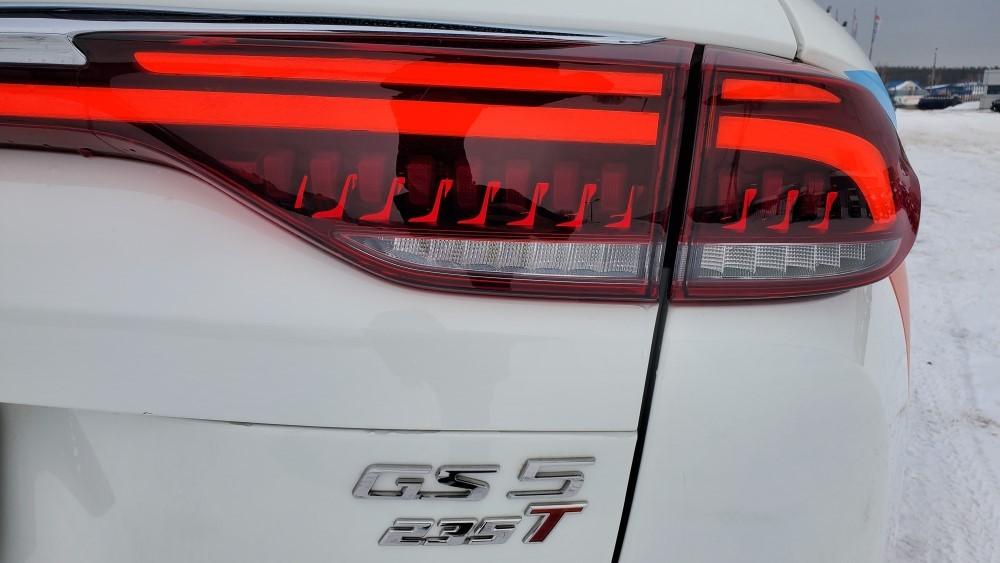 GAC GS5 фонарь