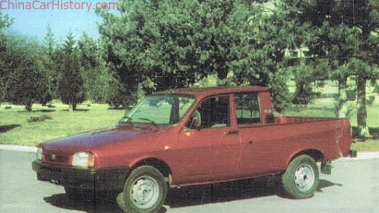 пикап Dacia 1304 King Cab