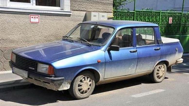 пикап Dacia 1307