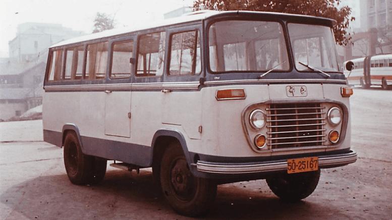 автобус Xingtai