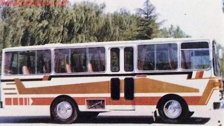 китайский автобус Xingtai