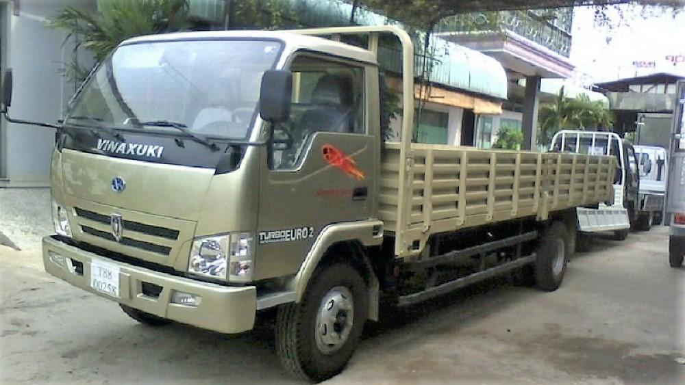 вьетнамский грузовик Vinaxuki 3450T